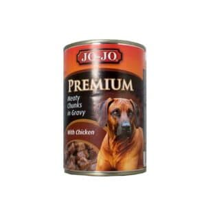 Jojo Premium Meaty Chunks with Chicken