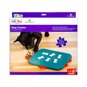 Outward Hound Nina Ottosson Dog Casino Advanced Puzzle To