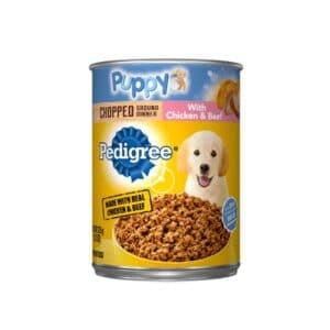 Pedigree Chopped Ground Dinner with Chicken And Beef