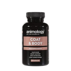 Animology Coat & Body Dog Supplement