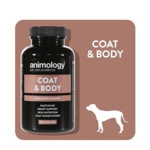 Animology Coat & Body Dog Supplement