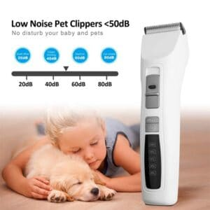 Bousnic Dog Clippers