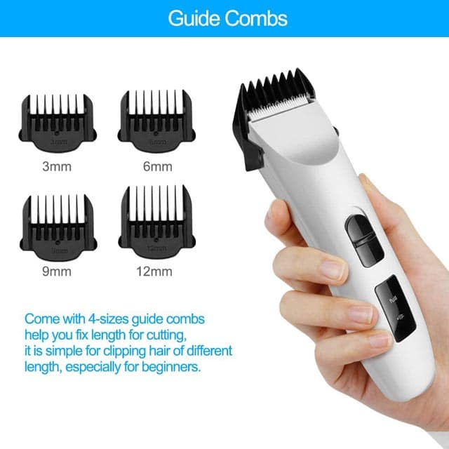 Nicewell Dog Grooming Clippers_6