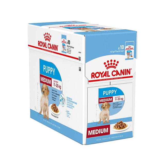 Royal Canin Medium Puppy Wet Food_3
