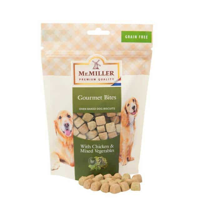 Mr Miller Gourmet Bites