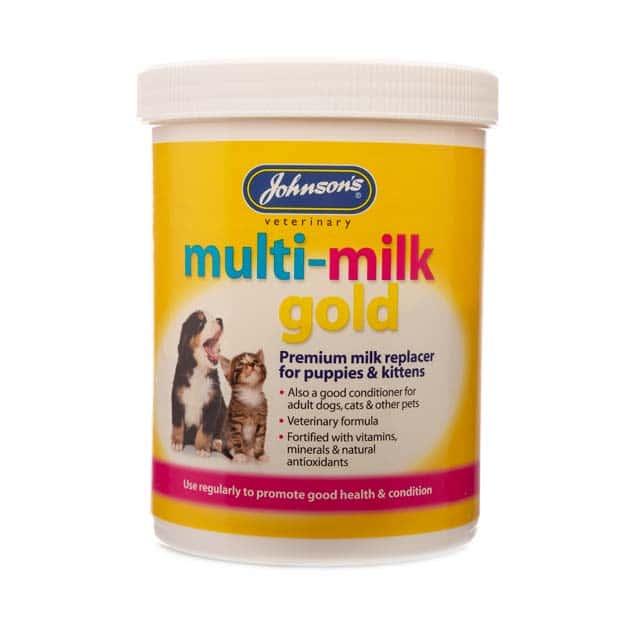 Johnson's Multi-Milk Gold