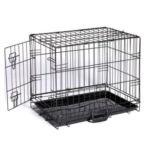 Prevue Pet Products Home On-The-Go Single Door Dog Crate X-Small E431