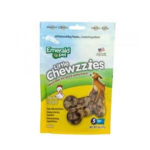 Emerald Pet Little Chewzzies Chicken Recipe