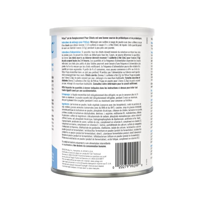 PetAg PetLac Puppy Milk Replacement_3