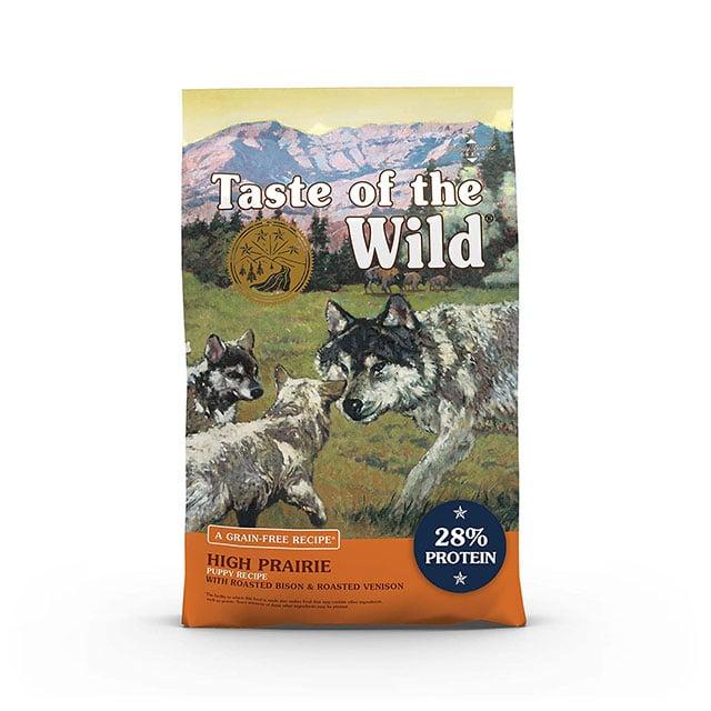 Taste of The Wild High Prairie Puppy Recipe