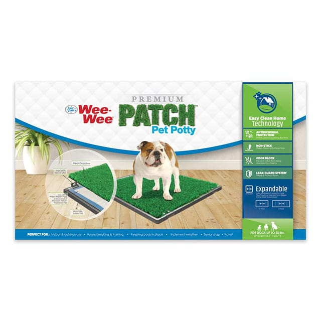 Four Paws Wee-Wee Premium Patch Indoor and Outdoor Pet Potty